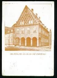 x02036; Zwickau. Sachsische Staatsbank.
