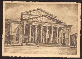 x02235; München. Nationaltheater.