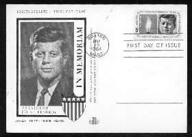 x02238; Kennedy J.F. Präsident.