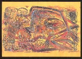 x02270; Weltgebetstag in der Frauen. 3 März 1995. Ghana.