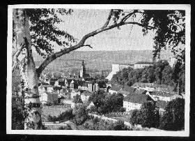 x02452; Glatz. Stadt und Festung.