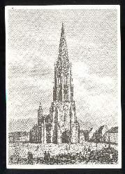 x02779; Das Münster zu Freiburg.