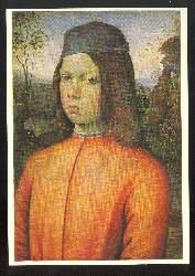 x03001; Pinturicchio. Bildnis eines Knaben.