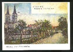 x03106; Nicolai. Partie bei der alten Kirchstrasse. Reprint.