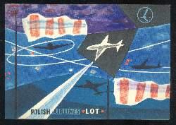 x03406; Polskie Linie Lotnicze LOT.