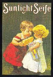 x03589; Sunlicht Seife. Reprint.