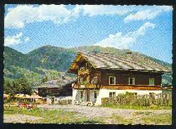 x03681; Sulzau. Neukirchen am Grossvenediger. Gasthaus Siggen.