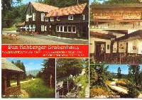 x04264; St. Andreasberg. Oberharz Waldgastsätte REHBERGER GRABENHAUS.