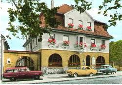 x04306; Schlüsselfeld i. Steigerwald. Gasthof ZUM STORCH.