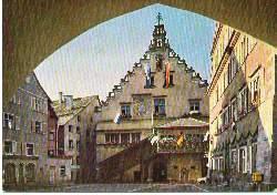 x04380; Lindau am Bodensee. Altes Rathaus.