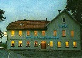 x04420; Göttingen. Hotelrestaurants Zur Knochenmühle.