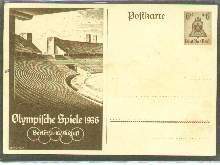 x04636; Olympische Spiele 1936. GA.