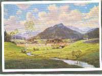 x04938; R Knobloch. Wiesental im Vorgebirge (Alpenland).