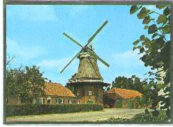 x05034; Jever. Friesland. Schlachtmühle.
