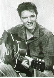 x05096; Elvis Presley.