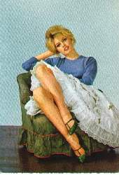 x05175; Brigitte Bardot.