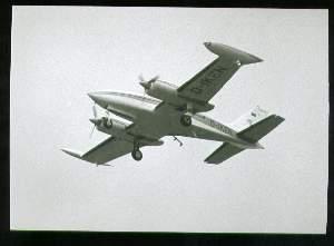 x05292; Cessna 421. Keine AK.