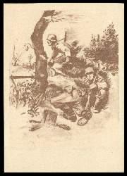 x06005; Soldaten im Winter.