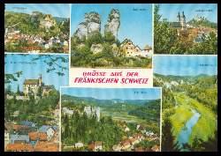 x06563; Fränkischen Schweiz. Grüsse aus.