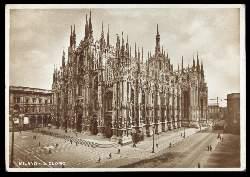 x06708; Milano. Il Duomo.