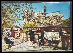 x06862; Paris. Notre Dame. Les Bouquinistes.