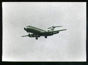 x06943; Fokker F28. Keine AK.