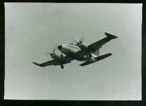 x06997; Cessna 421. Keine AK.