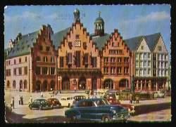 x07025; Frankfurt am Main. Römerberg.
