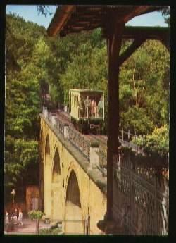 x07061; WIESBADEN. Neroberg Bahn ( erb. 1888 ).