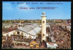 x07717; München. Oktoberfest.