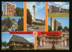 x07796; Bad Schussenried. Oberschwaben.