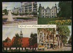 x08886; AHRENSBURG i. Holstein.