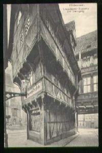 x09441; Hildesheim. Umgestülpter Zuckerhut..