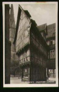x09481; Hildesheim. Umgestülpter Zuckerhut..