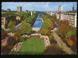 x09813; Düsseldorf. Königsallee.