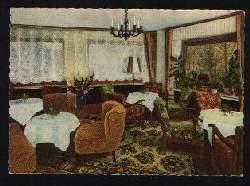 x10117; Winterberg. Altastenberg. Hotelpension Mörchen
