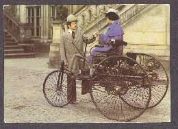 x10369; Benz Dreirad 1885.