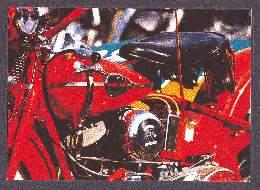 x10440; Motorrad. Harley Davidson.