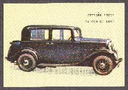 x10665; Citroen Ten.