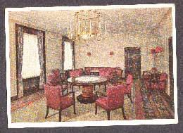 x10689; Nürnberg. Hotel Der Deutsche Hof.
