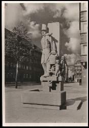 x11333; Hamburg. Hummel Hummel Denkmal.
