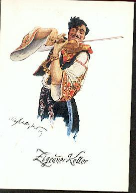 x11539; Berlin. Kurfürstendamm. Zigeuner Keller.