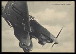 x12225; Sturzkampfflieger im Angriff.