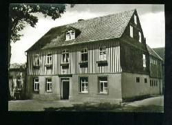 x12323; Niederdorf (Kr. Stollberg. Erzgeb.) ,Hauwaldschanke Ausflugsgaststätte u. Kinderferienlager.