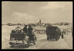 x12328; Einmarsch deutscher Truppen in Böhmen.