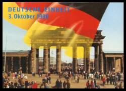 x12495; Berlin. Brandenburger Tor nach dem 9. November 1989.