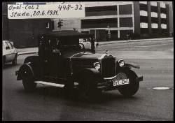 x12580; Stade. Opel Cab 2.