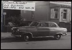 x12588; Borgward Isabella.