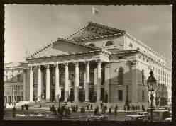 x13146; München. Nationaltheater.