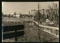X13321 Hamburg 1963 Japanischer Garten Und Hauptrestaurant Wall